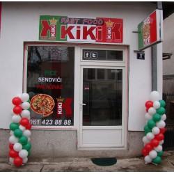 Kika fast food